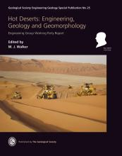 Geological Society, London, Engineering Geology Special Publications: 25 (1)
