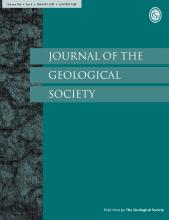 Journal of the Geological Society: 168 (1)