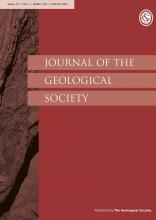 Journal of the Geological Society: 172 (2)