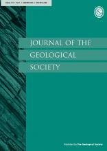 Journal of the Geological Society: 173 (1)