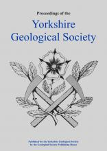 Proceedings of the Yorkshire Geological and Polytechnic Society: 19 (5)