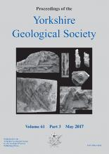 Proceedings of the Yorkshire Geological 				Society: 61 (3)