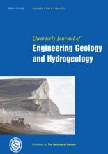 Quarterly Journal of Engineering Geology and Hydrogeology: 45 (2)