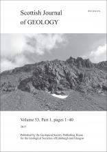 Scottish Journal of Geology: 53 (1)